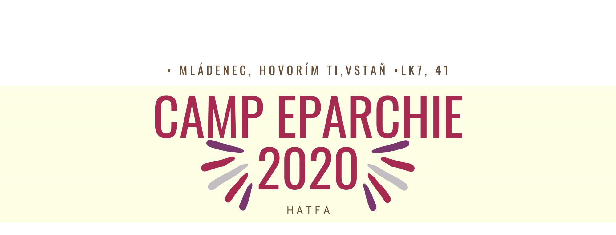 Camp eparchie